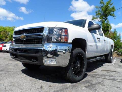 2009 Chevrolet Silverado 3500HD for sale at TRANSCONTINENTAL CAR USA CORP in Ft Lauderdale FL