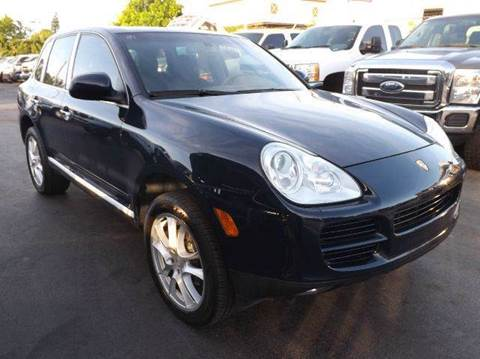 2004 porsche cayenne for sale in florida. Black Bedroom Furniture Sets. Home Design Ideas