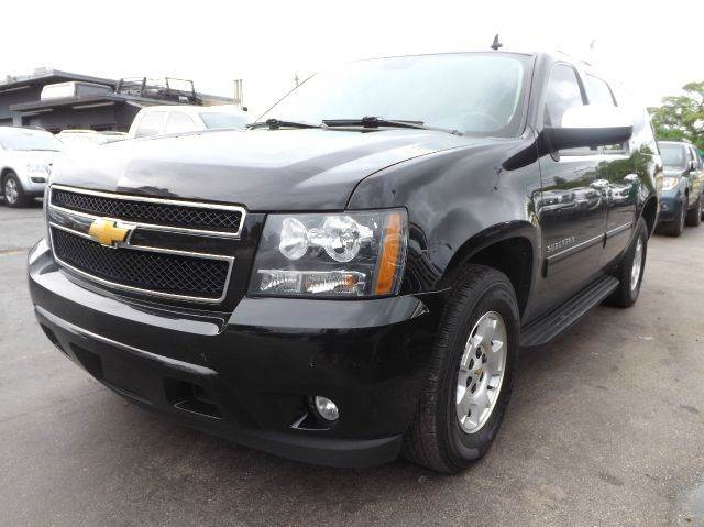 2009 Chevrolet Suburban for sale at TRANSCONTINENTAL CAR USA CORP in Ft Lauderdale FL