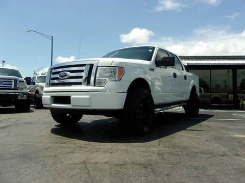 2009 Ford F-150 for sale at TRANSCONTINENTAL CAR USA CORP in Ft Lauderdale FL