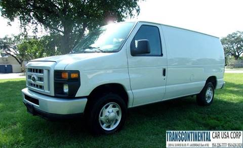 2014 Ford E-Series Cargo for sale in Ft Lauderdale, FL