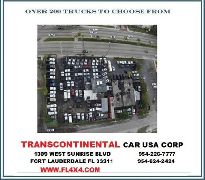 2009 Ford F-150 PickUp 2 Doors  sc 1 st  TRANSCONTINENTAL CAR USA CORP & 2009 Ford F-150 PickUp 2 Doors In Ft Lauderdale FL ...