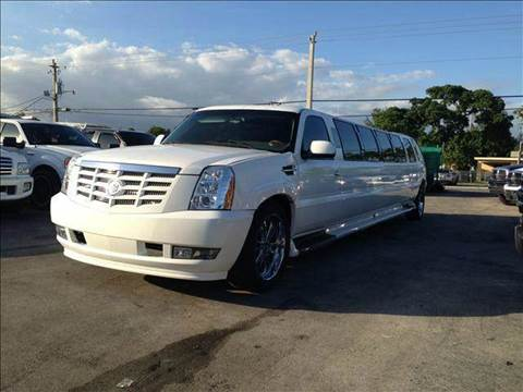 2002 Cadillac Escalade for sale at Transcontinental Car in Fort Lauderdale FL