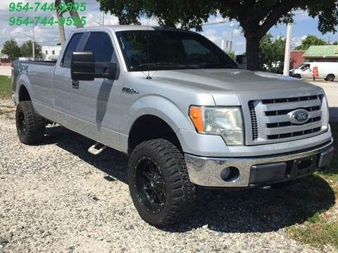2009 Ford F-150 for sale at Transcontinental Car in Fort Lauderdale FL