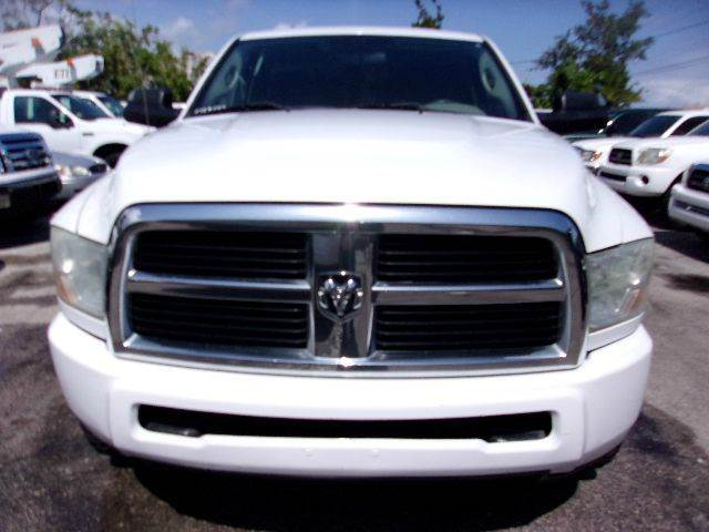 2010 Dodge Ram Pickup 2500 for sale at Transcontinental Car in Fort Lauderdale FL