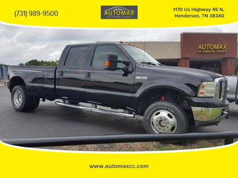 2007 Ford F-350 Super Duty for sale in Henderson, TN