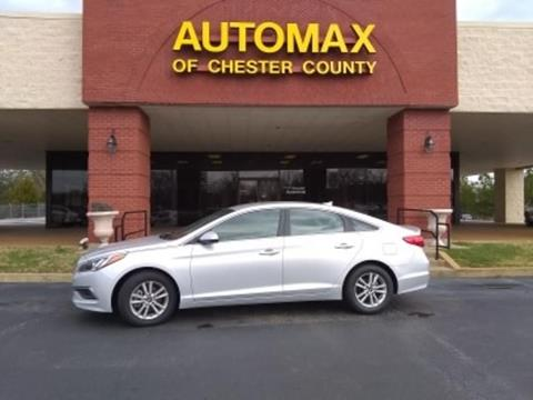 2017 Hyundai Sonata for sale in Henderson, TN