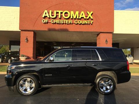 2015 Chevrolet Tahoe for sale in Henderson, TN