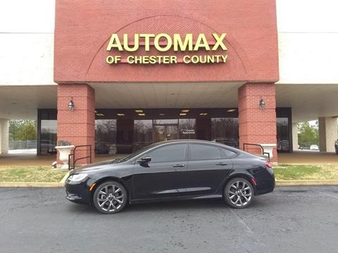 2015 Chrysler 200 for sale in Henderson, TN