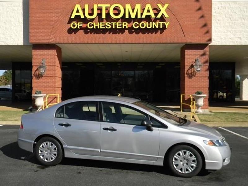 2010 Honda Civic VP 4dr Sedan 5A - Henderson TN