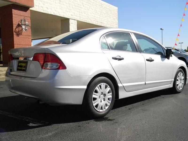 2010 Honda Civic VP 4dr Sedan 5A - Henderson TN