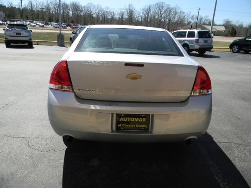2013 Chevrolet Impala LT Fleet 4dr Sedan - Henderson TN