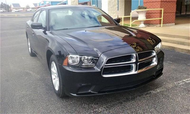 2013 Dodge Charger SE 4dr Sedan - Henderson TN