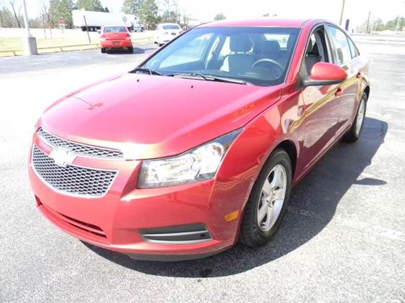 2011 Chevrolet Cruze LT Fleet 4dr Sedan - Henderson TN