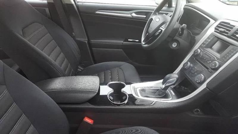 2014 Ford Fusion SE 4dr Sedan - Henderson TN