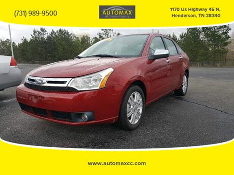 2010 Ford Focus for sale in Henderson, TN