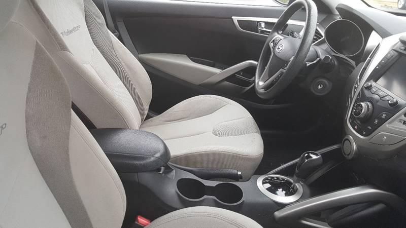 2012 Hyundai Veloster 3dr Coupe w/Black Seats - Henderson TN