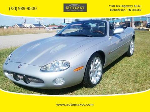 2002 Jaguar XKR for sale in Henderson, TN