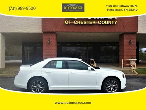 2014 Chrysler 300 for sale in Henderson, TN