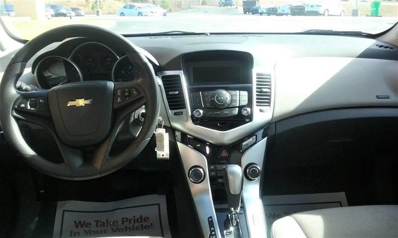 2015 Chevrolet Cruze 1LT Auto 4dr Sedan w/1SD - Henderson TN