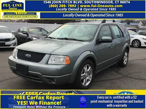 2007 Ford Freestyle for sale in South Windsor, CT