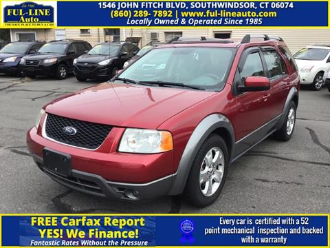 2006 Ford Freestyle for sale in South Windsor, CT