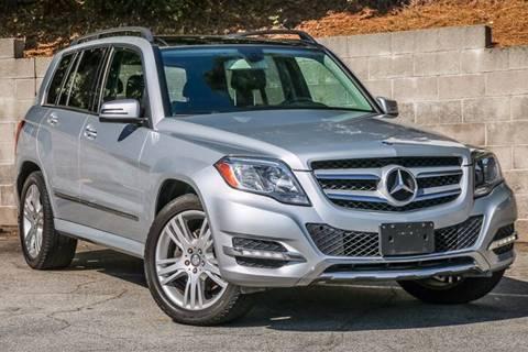2013 Mercedes-Benz GLK for sale in La Crescenta, CA
