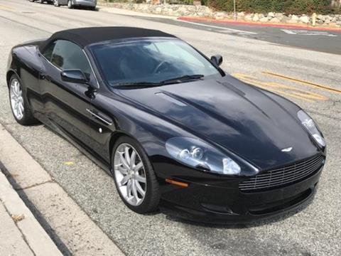 Aston Martin DB For Sale In California Carsforsalecom - 2006 aston martin db9 for sale