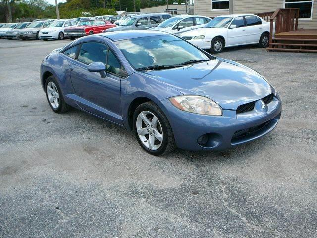 2007 Mitsubishi Eclipse Gs 2dr Hatchback 24l I4 4a In Port Richey
