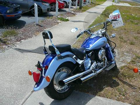 2004 Yamaha V-Star for sale in Port Richey, FL