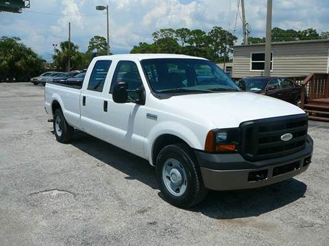 2007 Ford F-350 Super Duty for sale in Port Richey, FL
