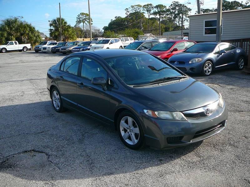 2010 Honda Civic LX S 4dr Sedan 5A   Port Richey FL
