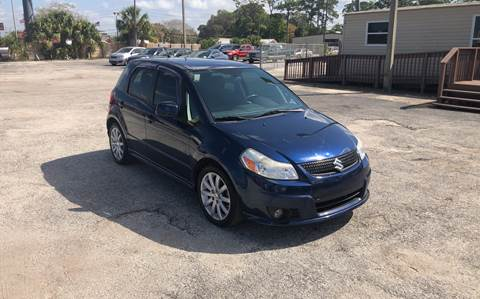 2011 Suzuki SX4 Sportback for sale in Port Richey, FL