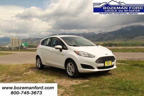 2017 Ford Fiesta for sale in Bozeman, MT