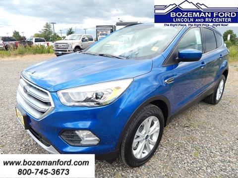 2017 Ford Escape for sale in Bozeman, MT