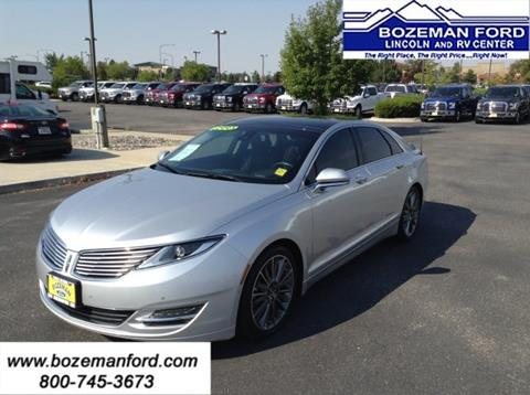 2013 Lincoln MKZ for sale in Bozeman MT