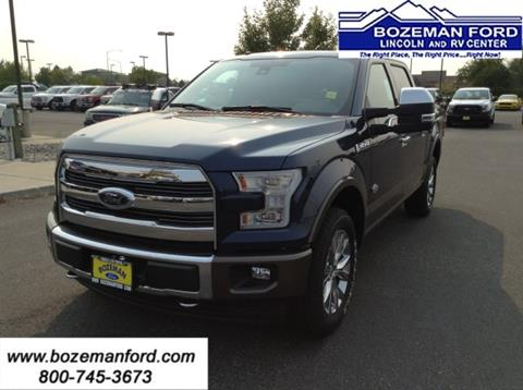 2017 Ford F-150 for sale in Bozeman MT
