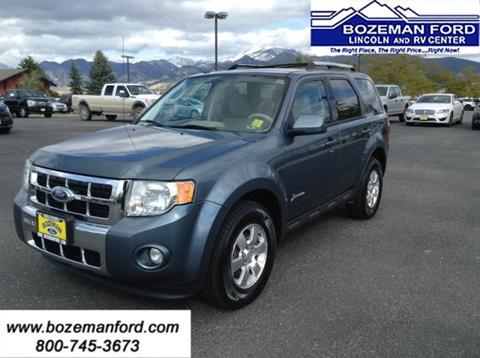 2011 Ford Escape Hybrid for sale in Bozeman, MT