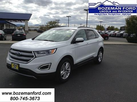 2017 Ford Edge for sale in Bozeman MT
