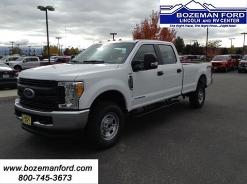 2017 Ford F-350 Super Duty for sale in Bozeman, MT