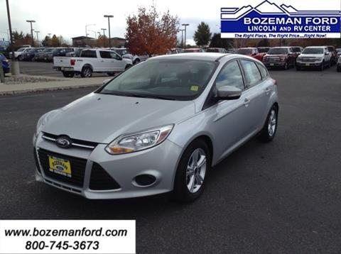 2014 Ford Focus for sale in Bozeman, MT