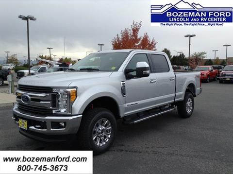 2017 Ford F-250 Super Duty for sale in Bozeman MT