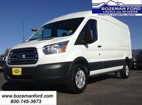 2018 Ford Transit Cargo for sale in Bozeman, MT