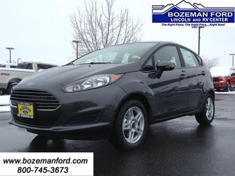 2017 Ford Fiesta for sale in Bozeman MT