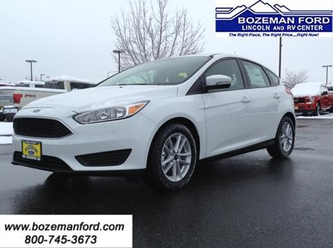 2017 Ford Focus for sale in Bozeman MT