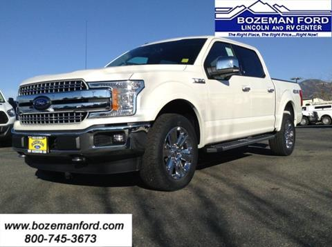 2018 Ford F-150 for sale in Bozeman MT