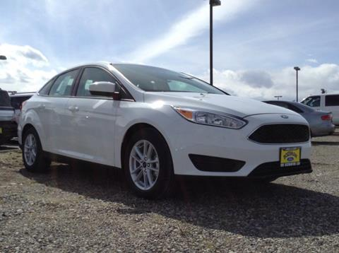 2018 Ford Focus for sale in Bozeman, MT