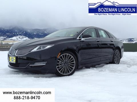 2016 Lincoln MKZ for sale in Bozeman MT