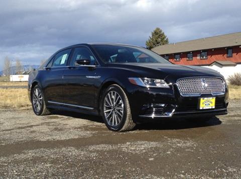 2019 Lincoln Continental for sale in Bozeman, MT