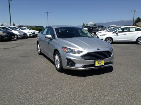 2019 Ford Fusion for sale in Bozeman, MT